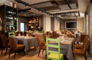 restaurant branché rome