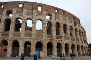 visiter rome, coliseum