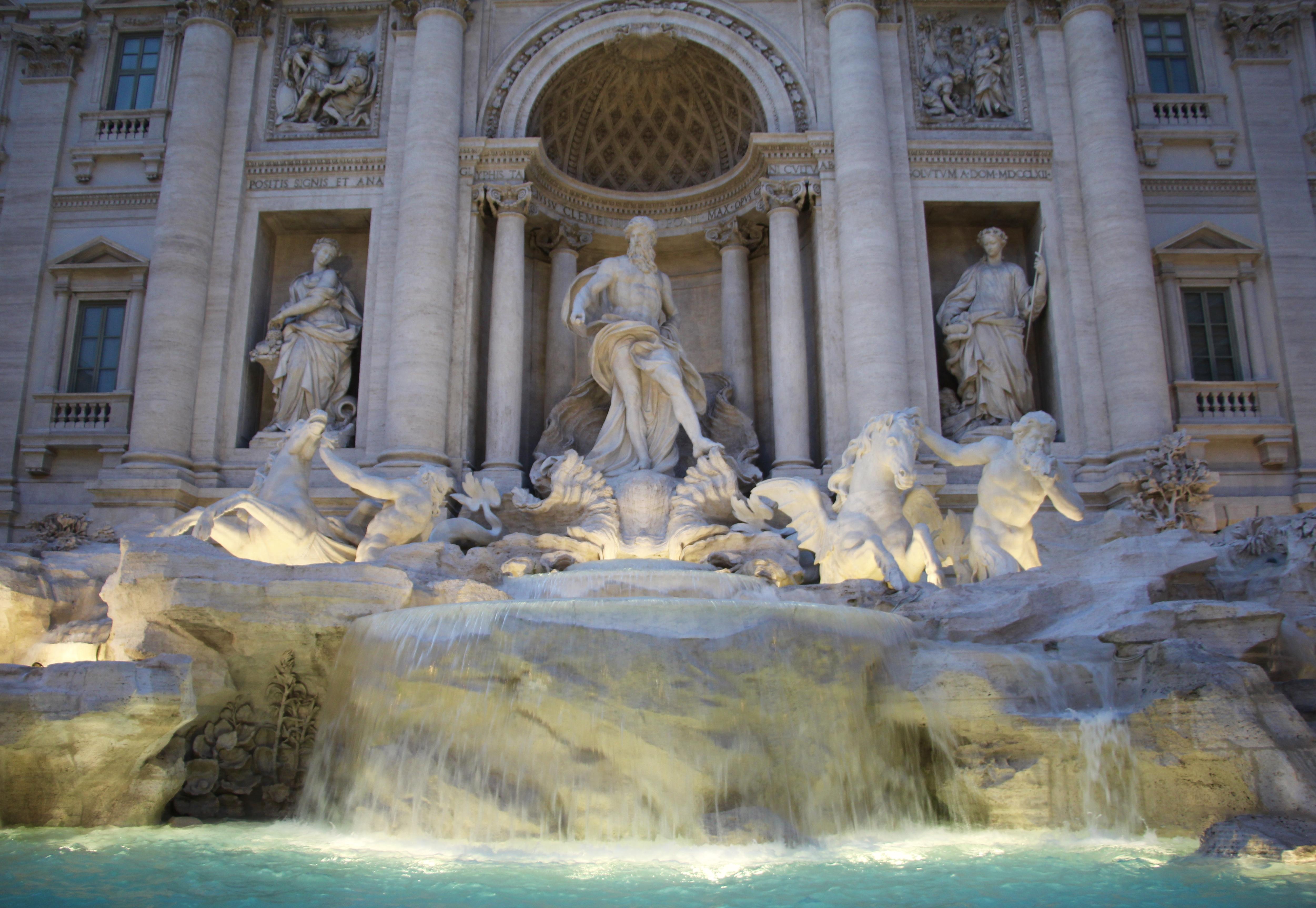 Séjour express à Rome