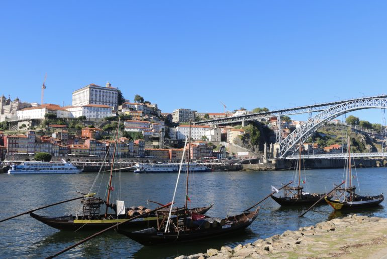 Un week-end à Porto, sur la route des vins